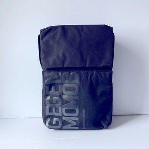"GOLLA laptop tablet black bag 9""x13"" BNWOT"